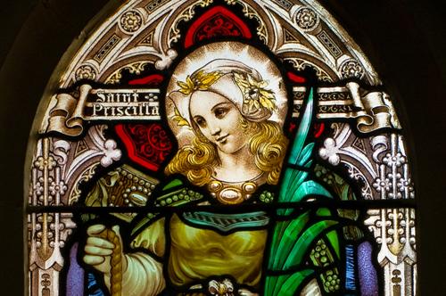 Saint Priscilla